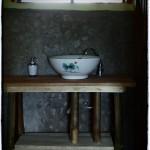 Cocoa Village atta kwame bungalow bathroom