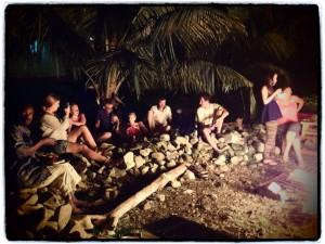 Cocoa Village bed & breakfast Kumasi Beach party
