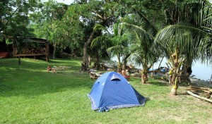 Cocoa Village Guesthouse camping site