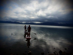 Lake Bosomtwe SUP trip