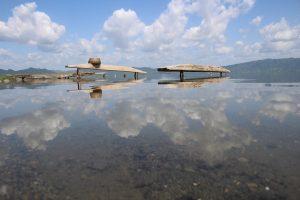 Lake Bosomtwe pirogue