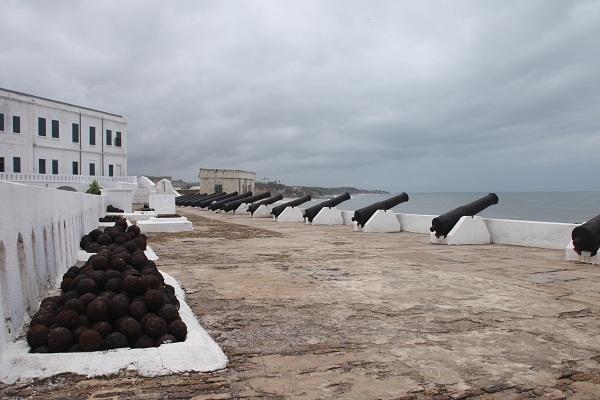 Cape Coast fort