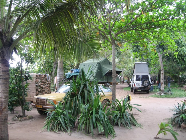 Read our guide to the best camping spots and locations in Ghana, from the beach to the mountains.