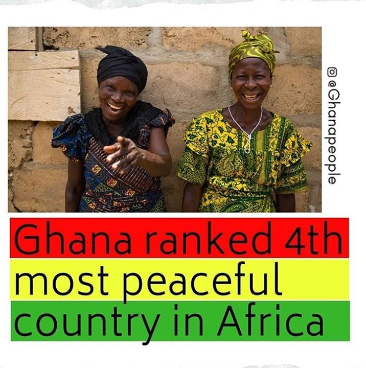 That's for sure! Come see it yourself!  #ghana #travel